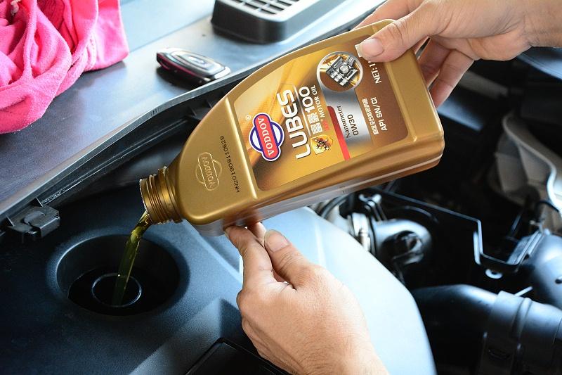 沃丹机油,汽车保养
