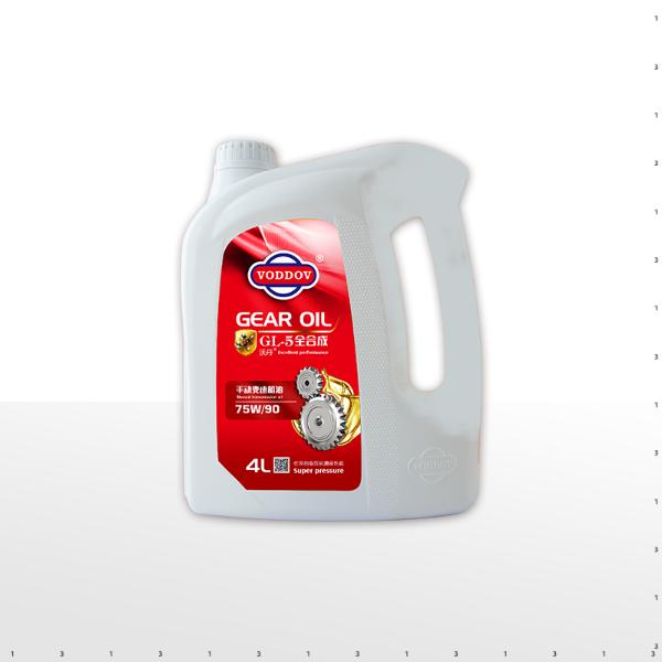 沃丹GL-5 75W90齿轮油,润滑油代理,润滑油加盟