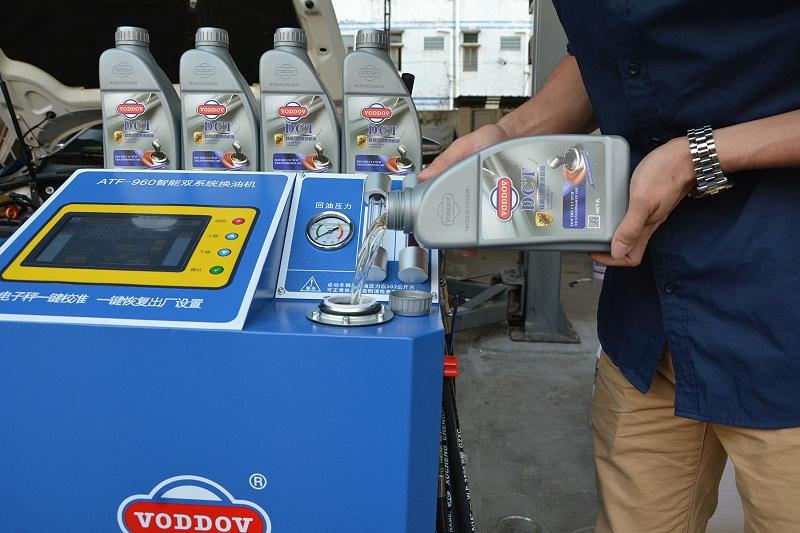 沃丹波箱油,汽车保养